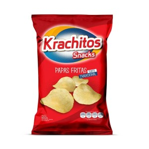 PAPAS FRITAS KRACHITOS x 550 GRS.
