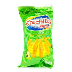 BASTONITOS KRACHITOS EXTRA QUESO X 300 GRS.