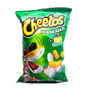 CHEETOS DE QUESOX 165 GR.