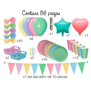 PARTY BOX PASTEL