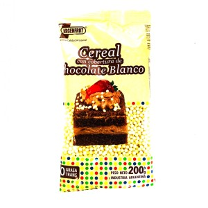 CEREAL CHOCOLATE BLANCO
