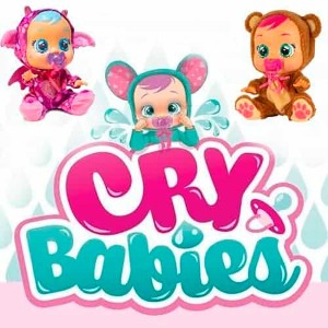 BOWL CEREALERO CRY BABIES